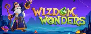 เกมส์สล็อตธีมพ่อมด Wizdom Wonders