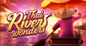 เกมส์สล็อต พีจีสล็อต Thai River Wonders