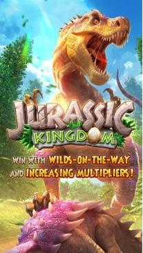 รีวิวสล็อต Jurassic Kingdom