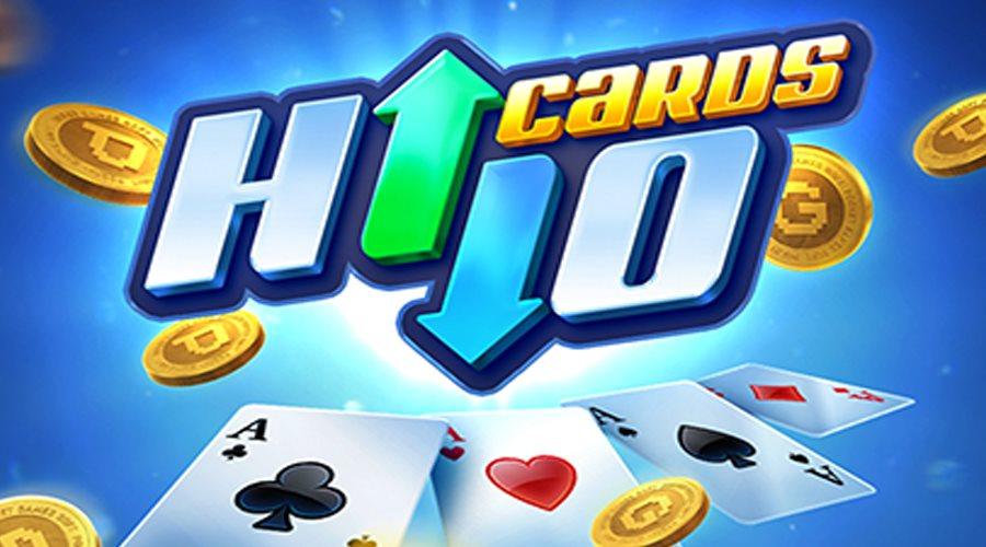 รีวิวเกม Cards Hi Lo