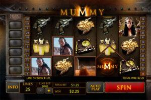 เกมสล็อต The Mummy