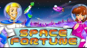 รีวิวสล็อต Space Fortune